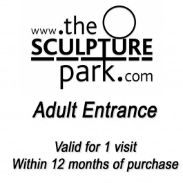 Adult Entrance to The Sculpture Park