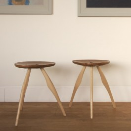 Sanfrancisco 3.3 Stools with suprises below by Alun Heslop