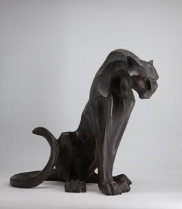 Jaguar at The Sculpture Park