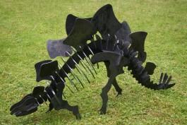 Stegasaurus by The Sculpture Park