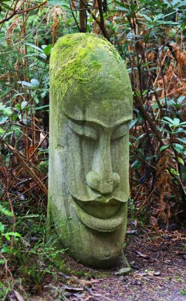 Easter Island Head at The Sculpture Park