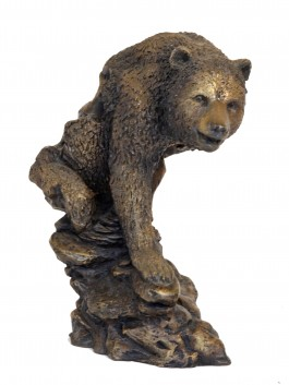 Bear by Anon Unknown at The Sculpture Park