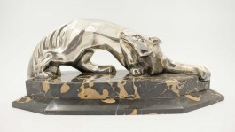 Reynard Fox by Henri Payen at The Sculpture Park