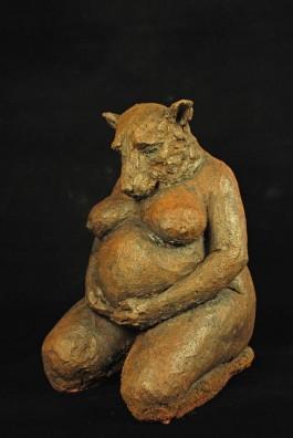 The Brown Bear by Eve Shepherd