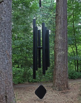 Basso Prufondo Giant Wind Chime at The Sculpture Park