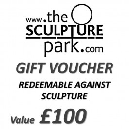 £100 Gift Voucher for Sculpture