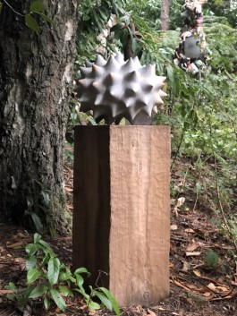 I Dream of Prickles by Guy Stevens at The Sculpture Park