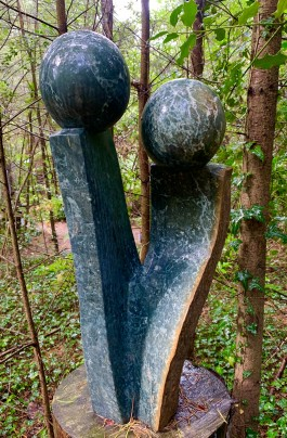 Harmony by William Wilberforce Chewa at The Sculpture Park