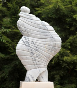 Michelin Lady by Hongxun Jin at The Sculpture Park