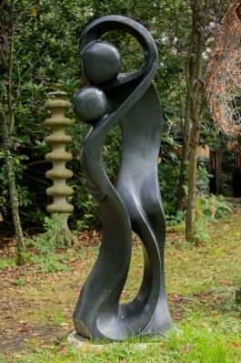 Salsa Dance by Innocent Nyashenga at The Sculpture Park
