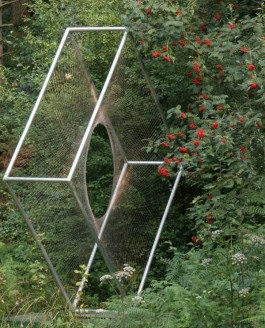 Portal by Jon Loxley at The Sculpture Park