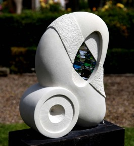 Pebble and Wheel by Kate Semple