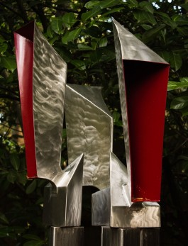 Clarion by Michael Marriott at The Sculpture Park