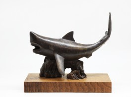 Shark by P Murrle at The Sculpture Park