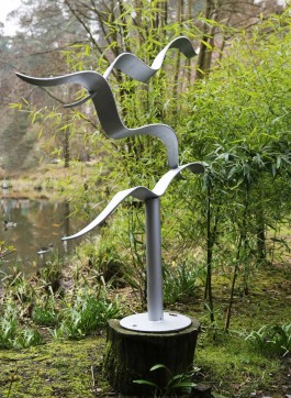 Seagulls by Paul Margetts at The Sculpture Park