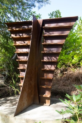 Reflections by Simon Probyn at The Sculpture Park