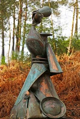 Dancer by Steven Hunton at The Sculpture Park