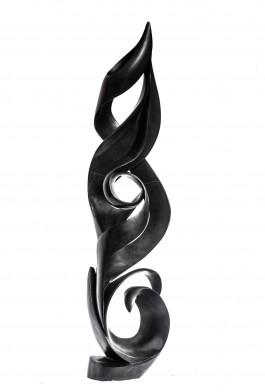 Love Flame by Tendai Chipiri at The Sculpture Park