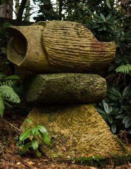 Tim Threlfall, Celebration of Form, Portland & Sandstone, Unique at The Sculpture Park