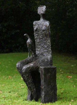 Companion by Wendy Fisher at The Sculpture Park