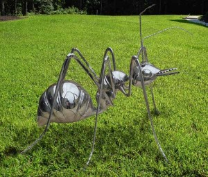 Giant Ant at The Sculpture Park