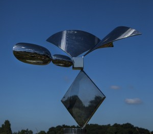 Dragonfly by Antanas Brazdys at The Sculpture Park