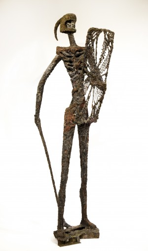 Chaim Stephenson (1926 - 2016), The Warrior , Bronze Resin over Metal Armature, Unique, The Sculpture Park
