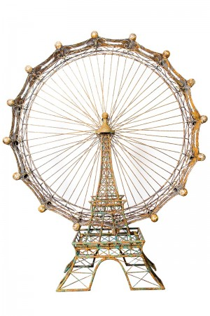 Feris Wheel by Anon. Unknown