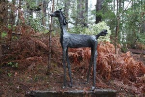 Horse by Graham Knuttel at The Sculpture Park