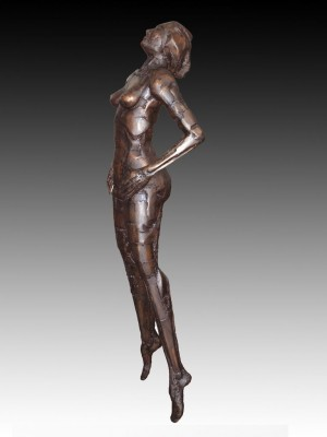 Female Figure by Haliday Avray-Wilson