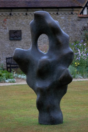 Dancing Stone by Lilly Henry at The Sculpture Park