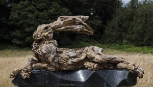 Laying Hare by James Dorran-Webb from The Sculpture Park, Surrey