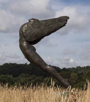 Icarus by Janis Ridley at The Sculpture Park