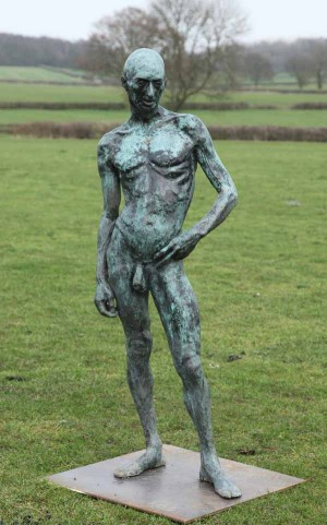 Stuart by John Humphreys at The Sculpture Park