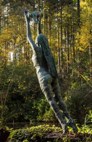 Release by Leonie Gibbs at The Sculpture Park