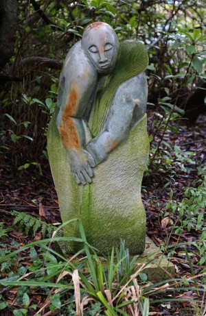The Embrace by Locardia Ndandarika at The Sculpture park