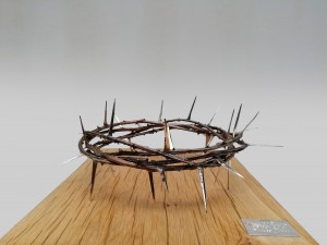 Lukasz Joniec, Crown of Thorns,at The Sculpture Park