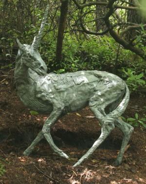 Unicorn by Marjan Wouda