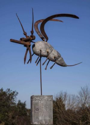 Mosquito by Martin Scorey
