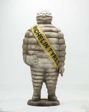 Michelin Man by Anon Unknown at The Sculpture Park