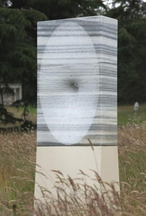 Nexus III by Jonathan Loxley at The Sculpture Park