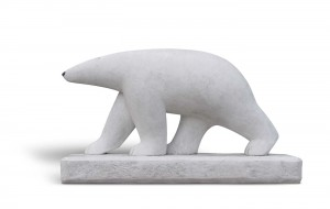 The Great White Polar Bear by Paul Smith
