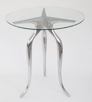 Leda Table by Penny Hardy