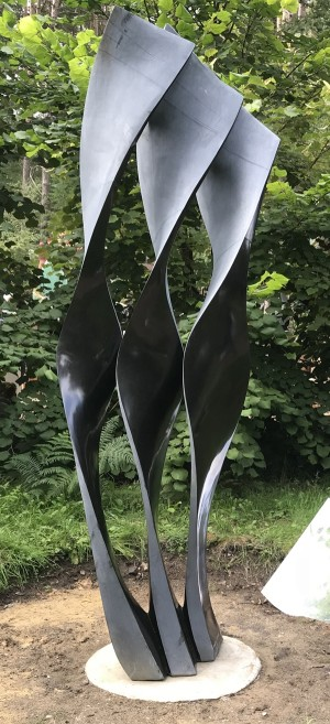Rhythm of Life by Prosper Katanda at The Sculpture Park