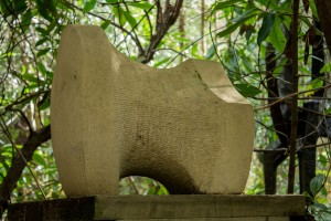 Ronald Holmes, Boneshaker, Ancaster Weatherbed, Unique at The Sculpture Park