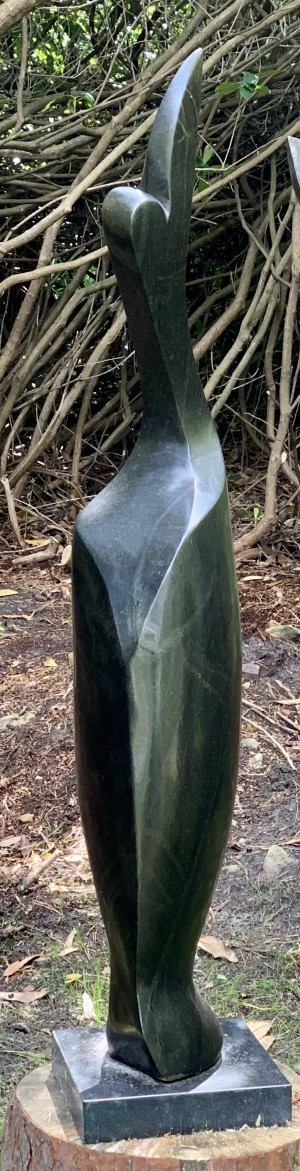 Rainbird by Rufaro Ngoma at The Sculpture Park
