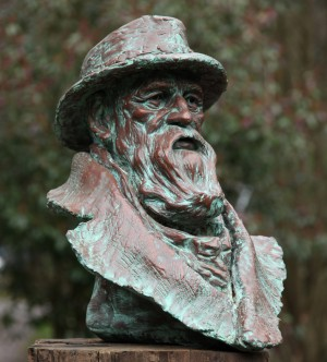 Portrait of Rodin by Samantha Goryl
