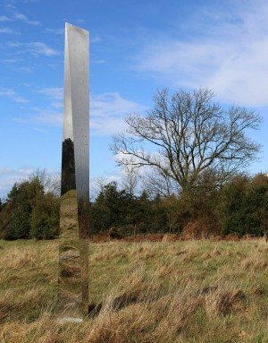 Giant Shaft of Light by The Sculpture Park