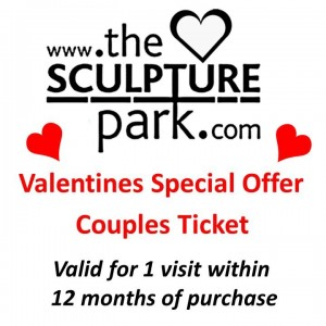 Valentines Special Couples Entrance Gift Voucher