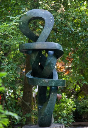 he Road of Life Twist by Victor Matafi at The Sculpture Park